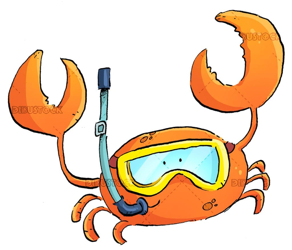 Diver Crab