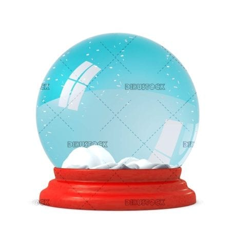 Christmas Crystal Ball