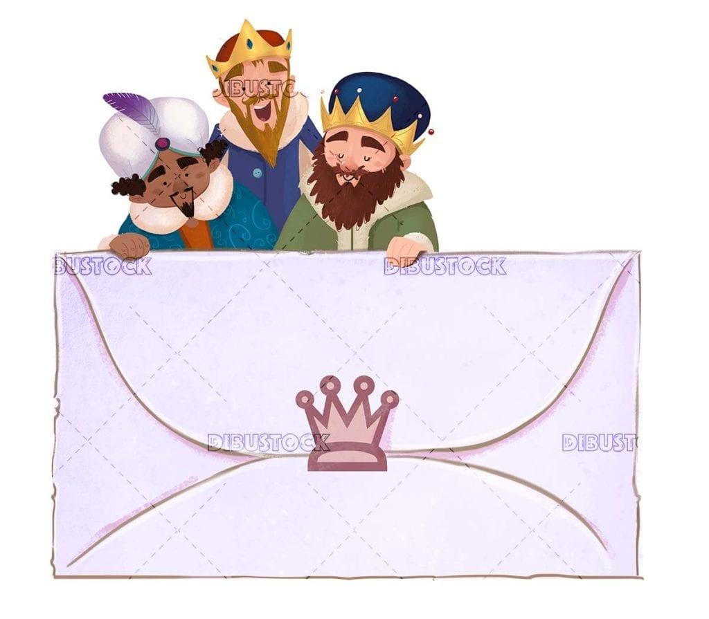 Magi Letter