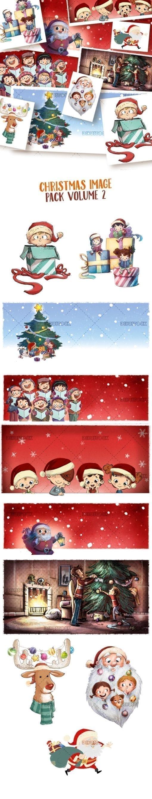 Imagenes felicitacion navideña