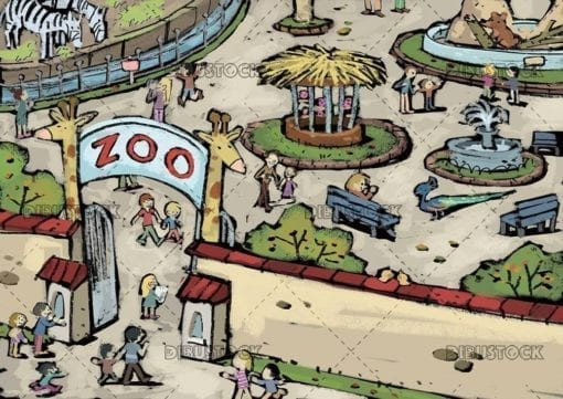 zoo facilities