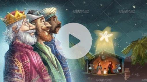 5Rs2 video reyes magos y portal de belen 1