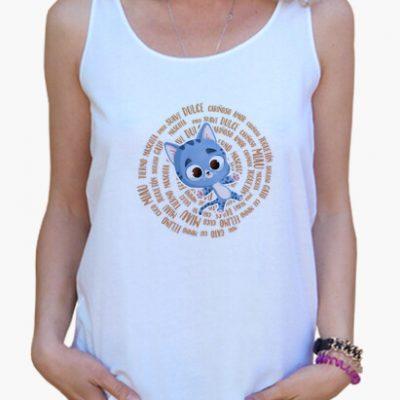 camiseta gatito adorable con textos i 135623210507001356232